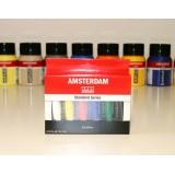 Sæt 6 tuber á 20 ml, Amsterdam Standard