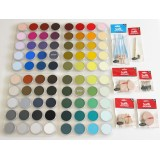 PanPastel, sæt med 80 farver og mangeværktøjer