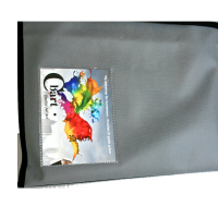 Cbart® Art Bag, flad, 50x40 cm