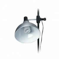 Kunstner gulvlampe / Artist Studio Lamp and Stand