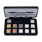 Van Gogh Akvarel pocketbox  - 12 special farver