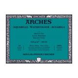 Akvarelpapir, Arches, Grain Fin, CP, 640g, 10 ark