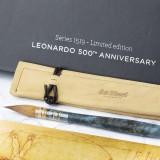 Limited edition, Leonardo da Vinci, fransk binding, sibirsk mår
