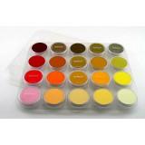 PanPastel, tom palette til 20 farver