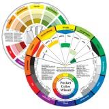 Farvehjul, 13 cm diameter